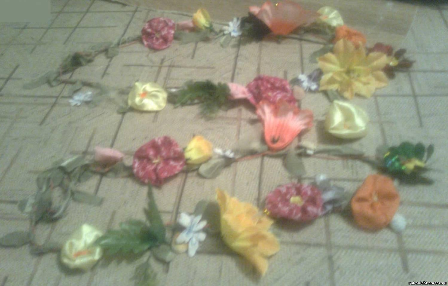 Бусы для гавайской вечеринки своими руками фото